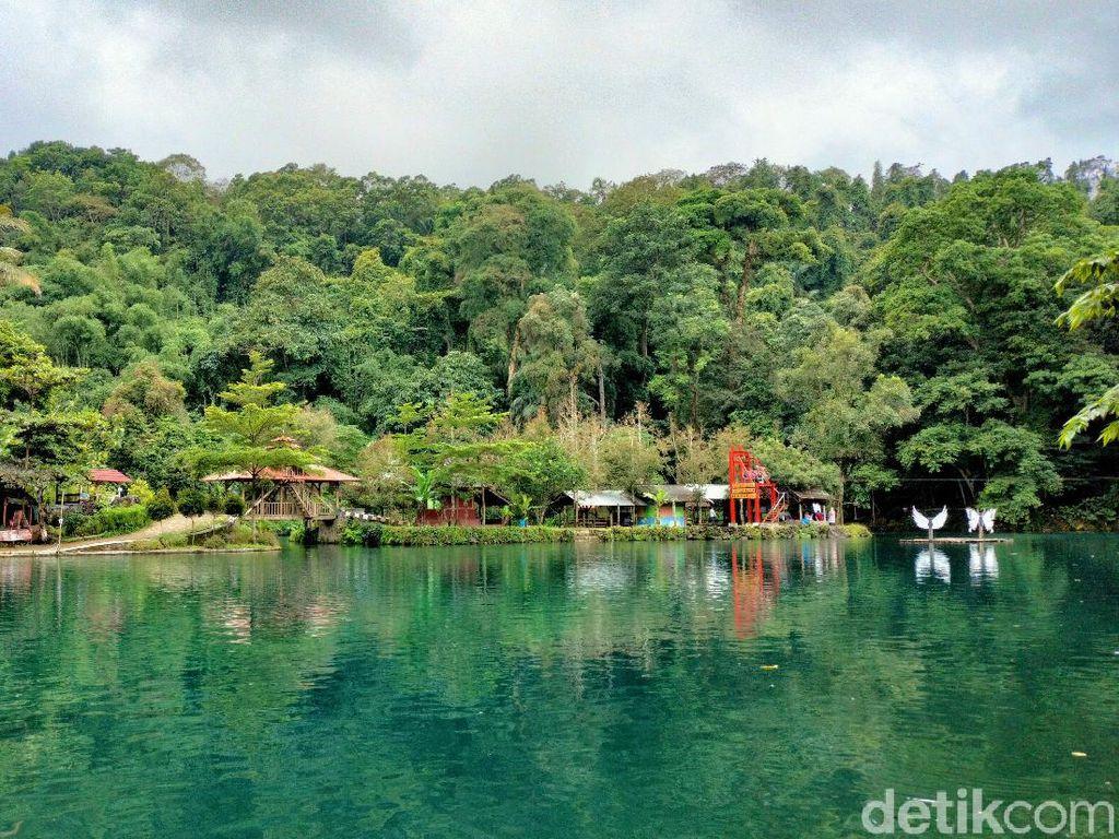 Foto: Danau Kaca dari Majalengka