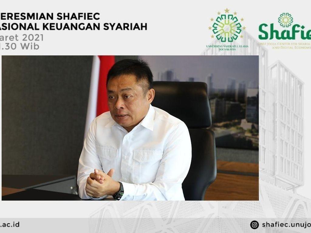 Ini Dukungan Telkom untuk Pengembangan Ekonomi Syariah dan Digital RI