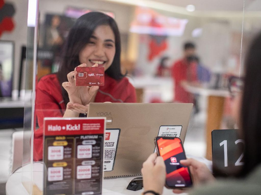 Paket Surprise Deal Telkomsel 50GB Cuma Rp100.000