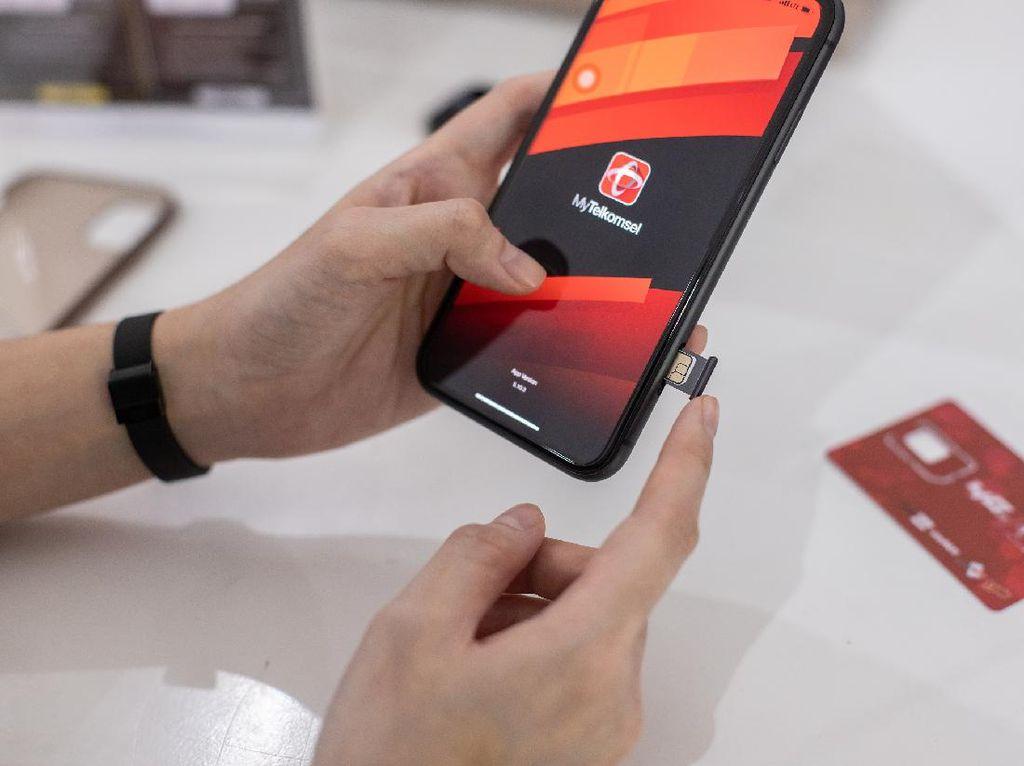 Dongkrak Pelanggan 4G Telkomsel, Ganti Kartu 4G Bisa Lewat e-Commerce
