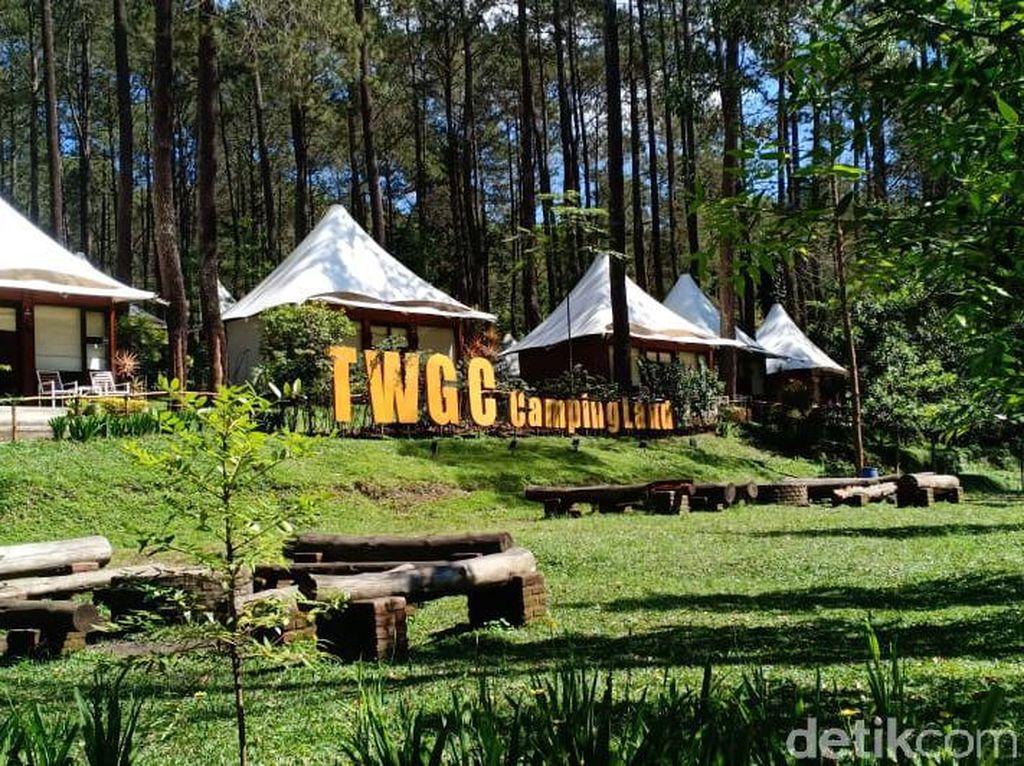 Tiket Masuk TWGC Lembang Digratiskan, Ini Syaratnya