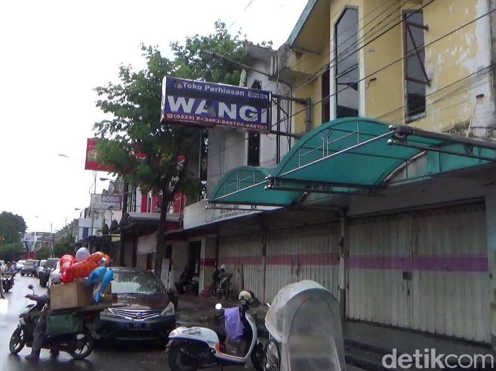 Ada Masalah Utang Piutang dalam Perampokan Toko Emas di Banyuwangi