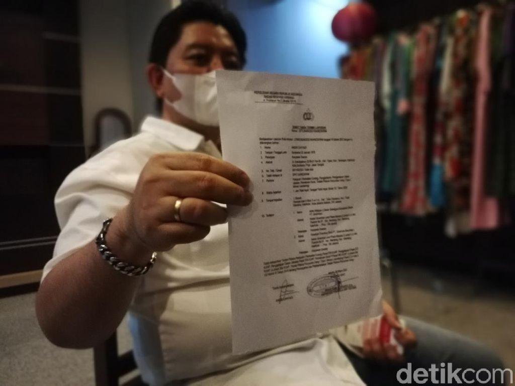 Pengusaha Andri Cahyadi Polisikan 2 Bos Sinarmas dengan Tudingan TPPU