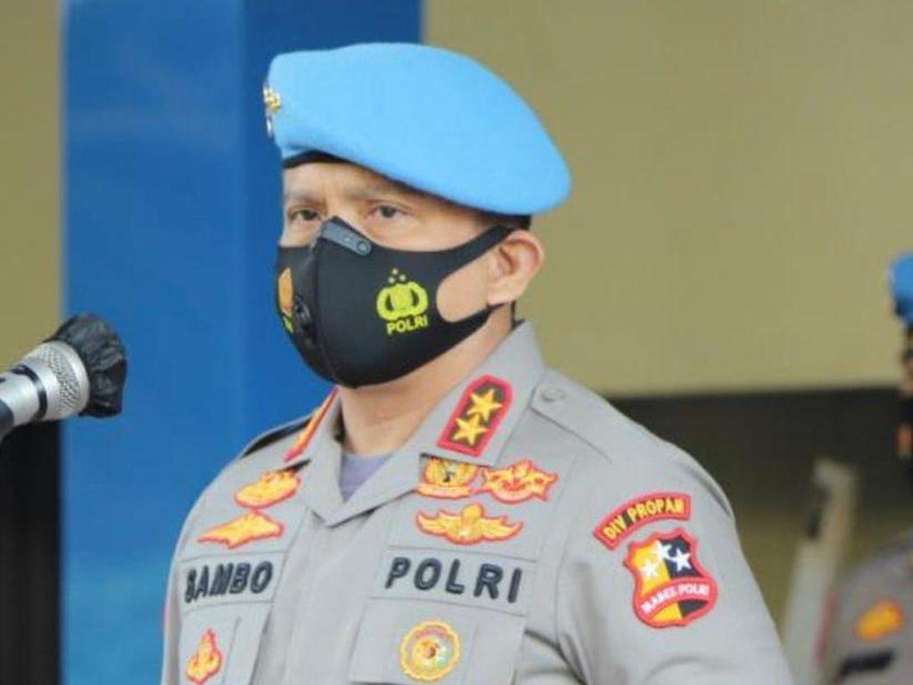 Propam Polri Pastikan Oknum Polisi Penembak Teman Kencan Disanksi Pidana-Etik