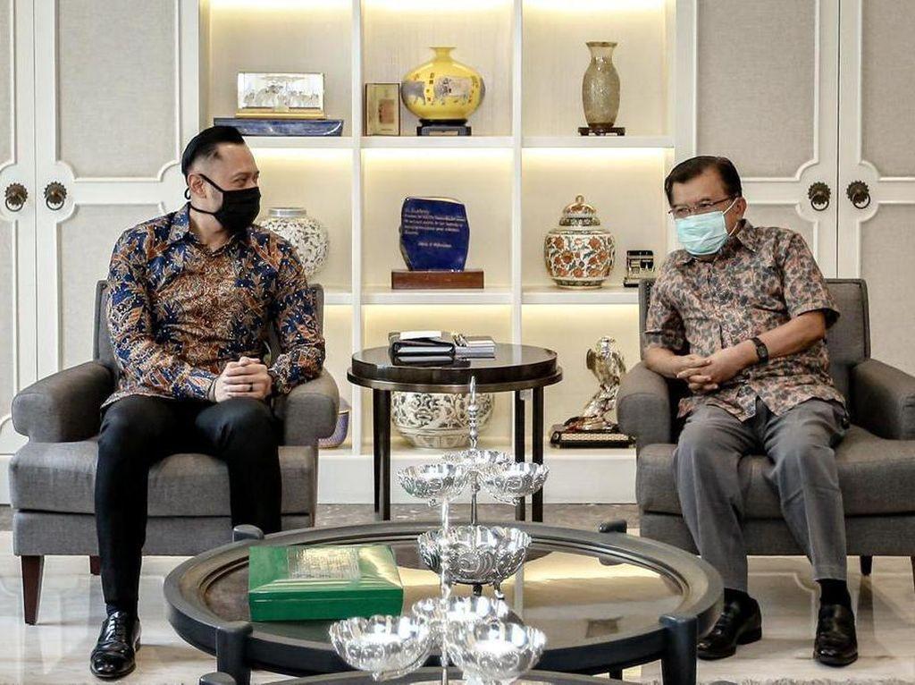PD soal KLB: JK Tak Yakin Jokowi Ikut Campur, Apalagi Bela Moeldoko