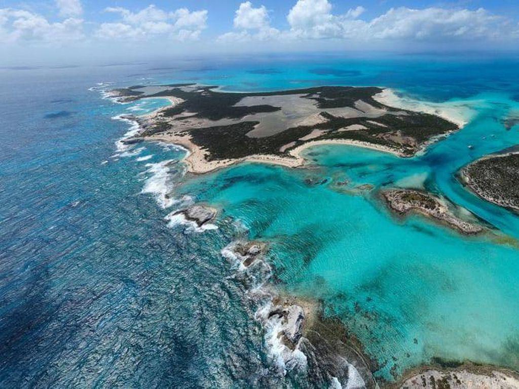 Dijual Nih, Pulau Pribadi Mewah di Bahama