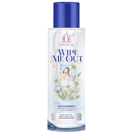 Madame Gie Wipe Me Out Micellar Water