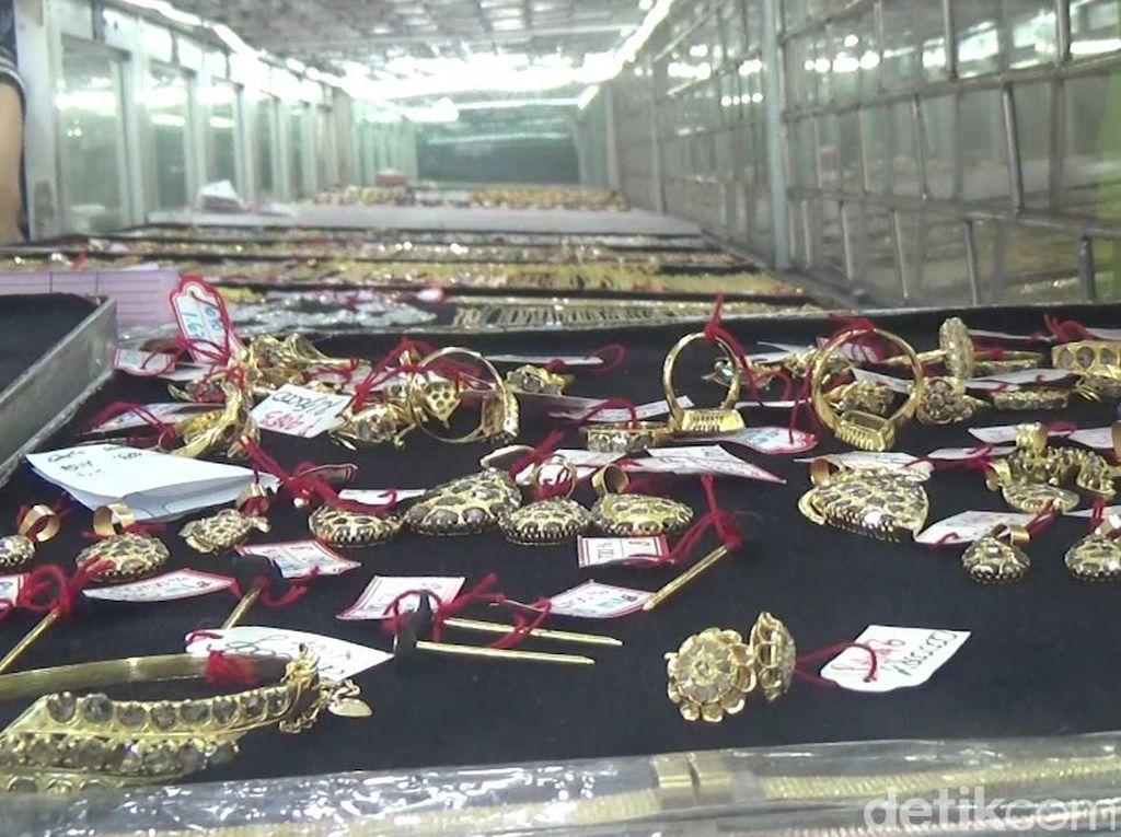 Perampokan Toko Emas di Banyuwangi, Terduga Pelaku Ngaku Hanya Ambil Haknya