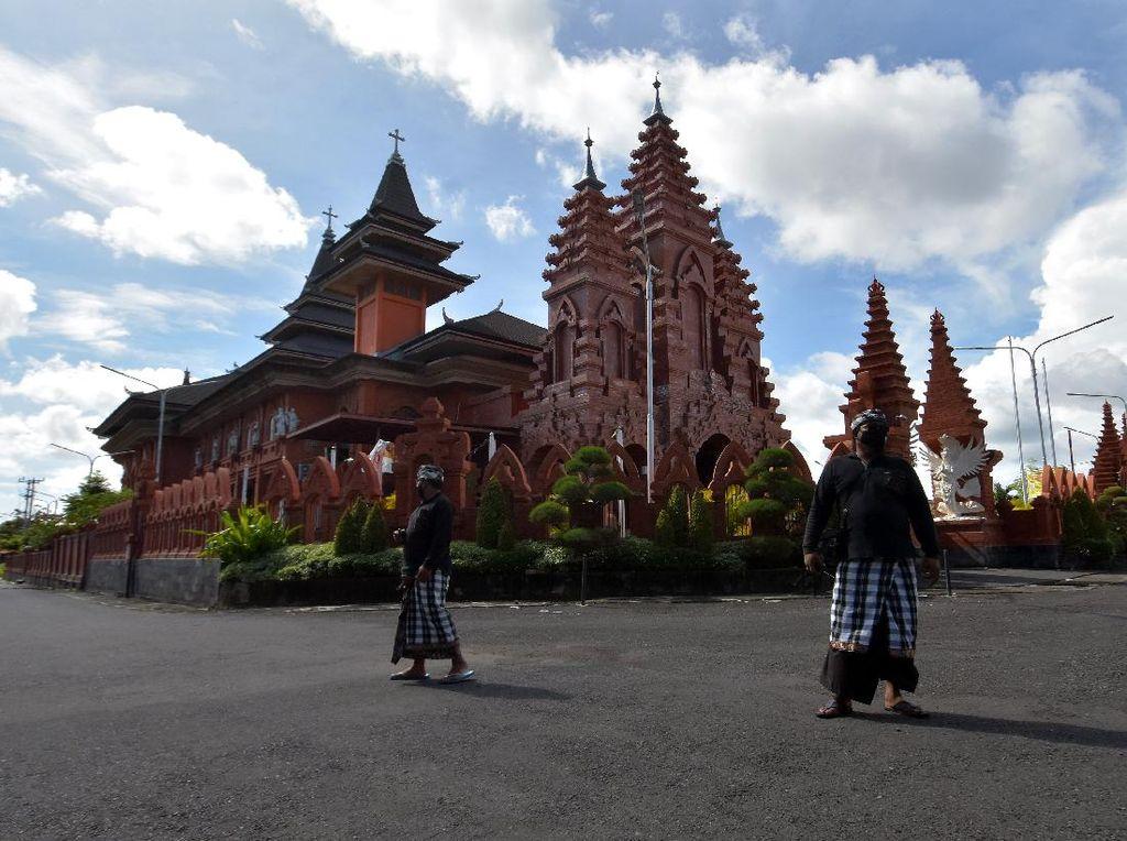 Belanda-India-Timteng Jadi Target Utama Program Free COVID Corridor Bali