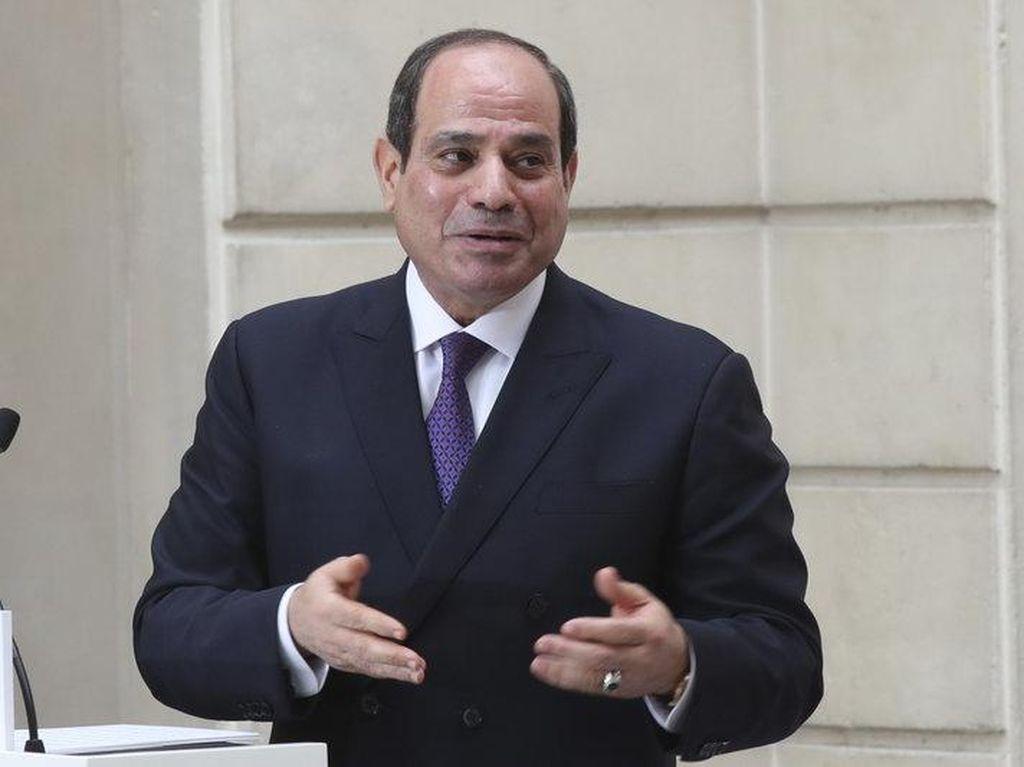Mesir Tolak Tuduhan Langgar HAM di Balik Penerapan UU Terorisme