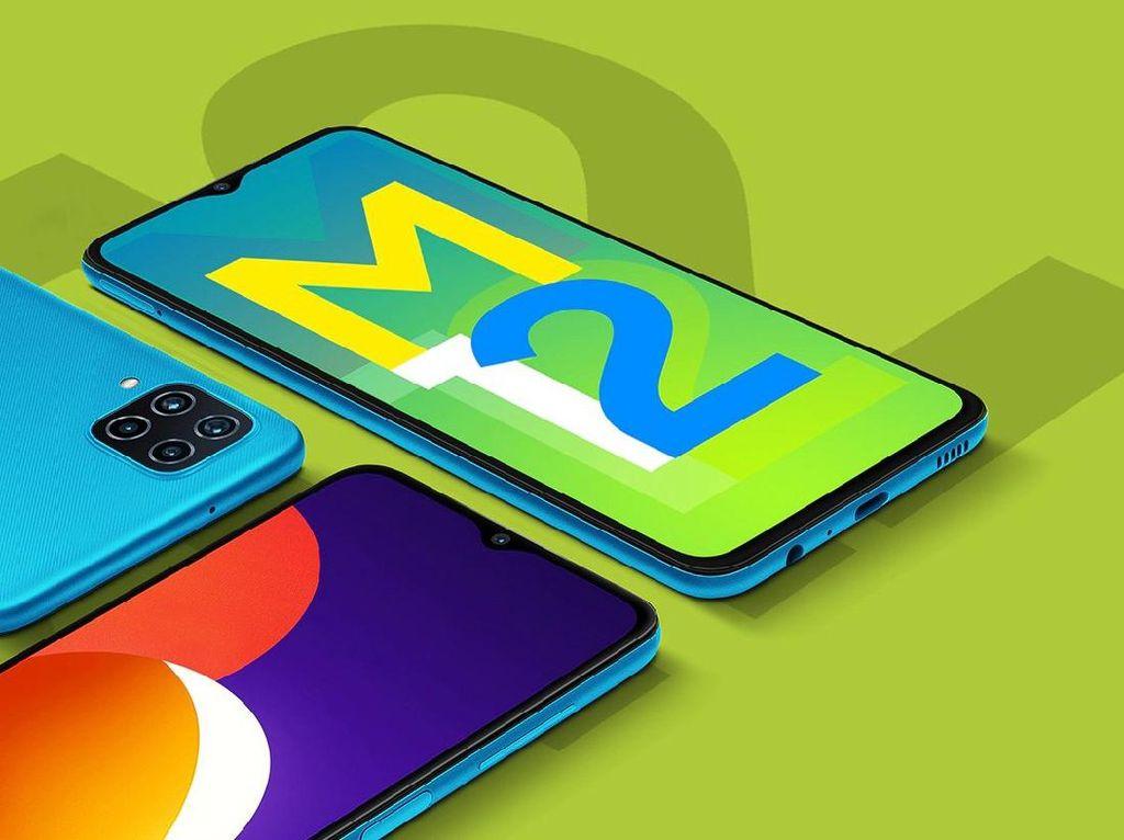Samsung Galaxy M12 Mulai Flash Sale, Harganya Rp 1 Jutaan