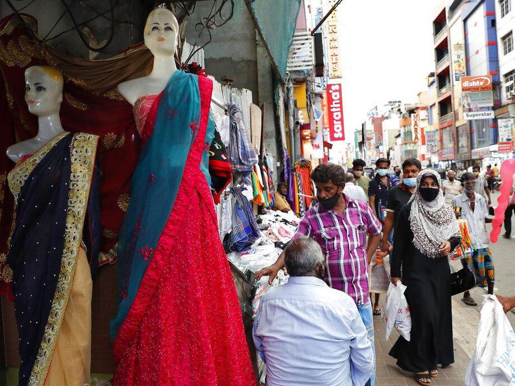 Dewan Muslim Sri Lanka soal Larangan Burkak: Ancam Hak Warga Negara