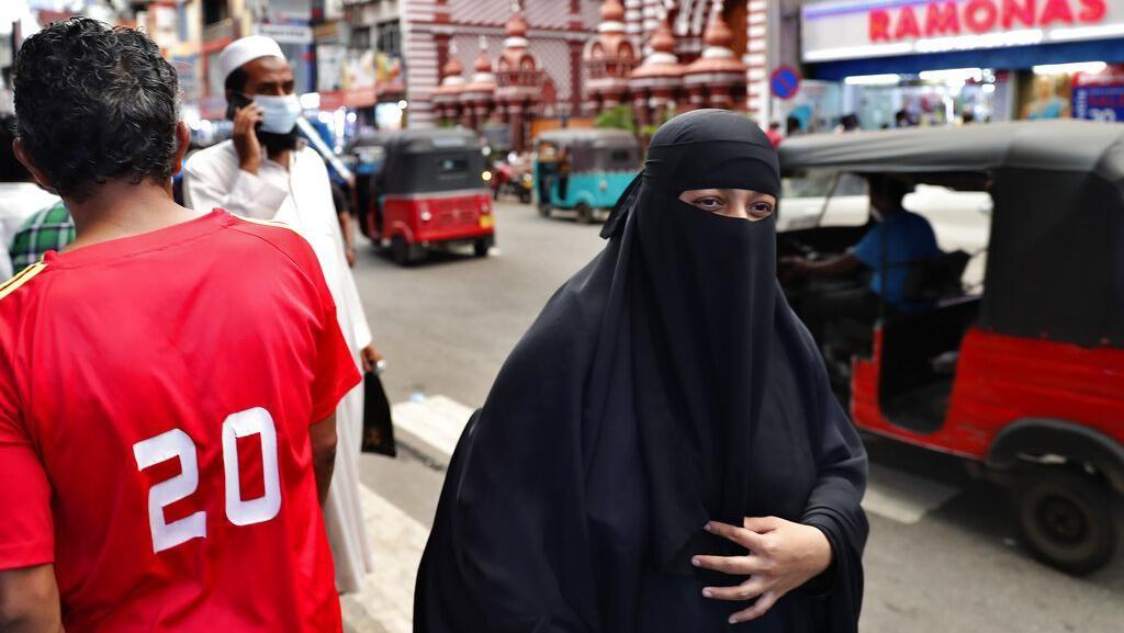 Sri Lanka Bakal Larang Penggunaan Burqa Demi Keamanan Nasional