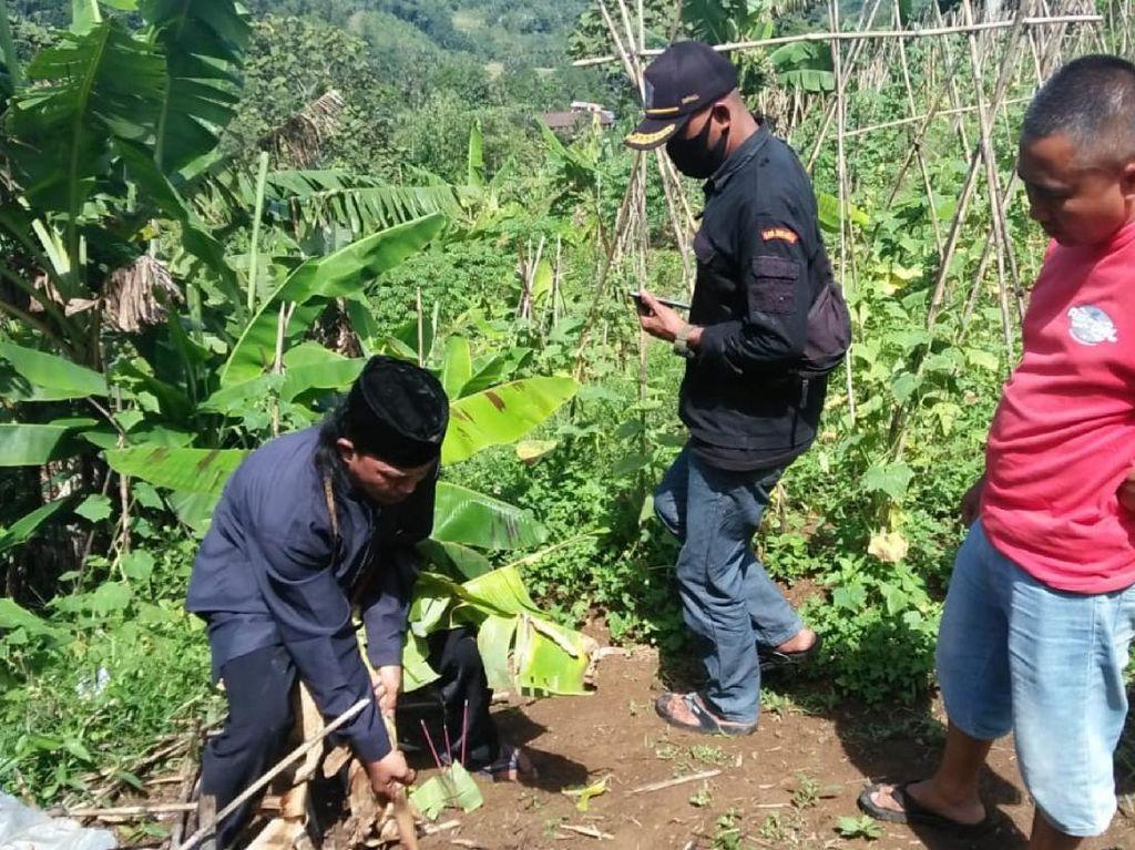 Cerita Mistis di Balik Penemuan Tengkorak Manusia di Sukabumi