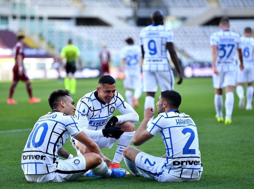 Torino Vs Inter: Pergantian Jitu Kunci Kemenangan Si Ular