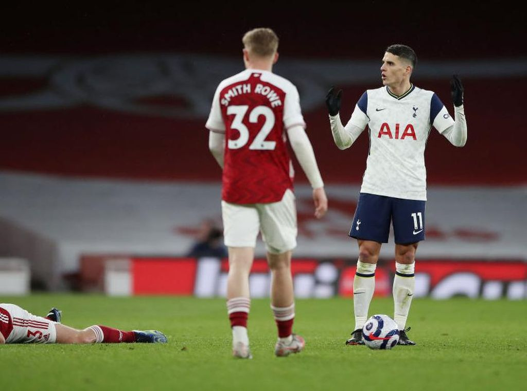 Arsenal Vs Tottenham: Erik Lamela, From Hero to Zero