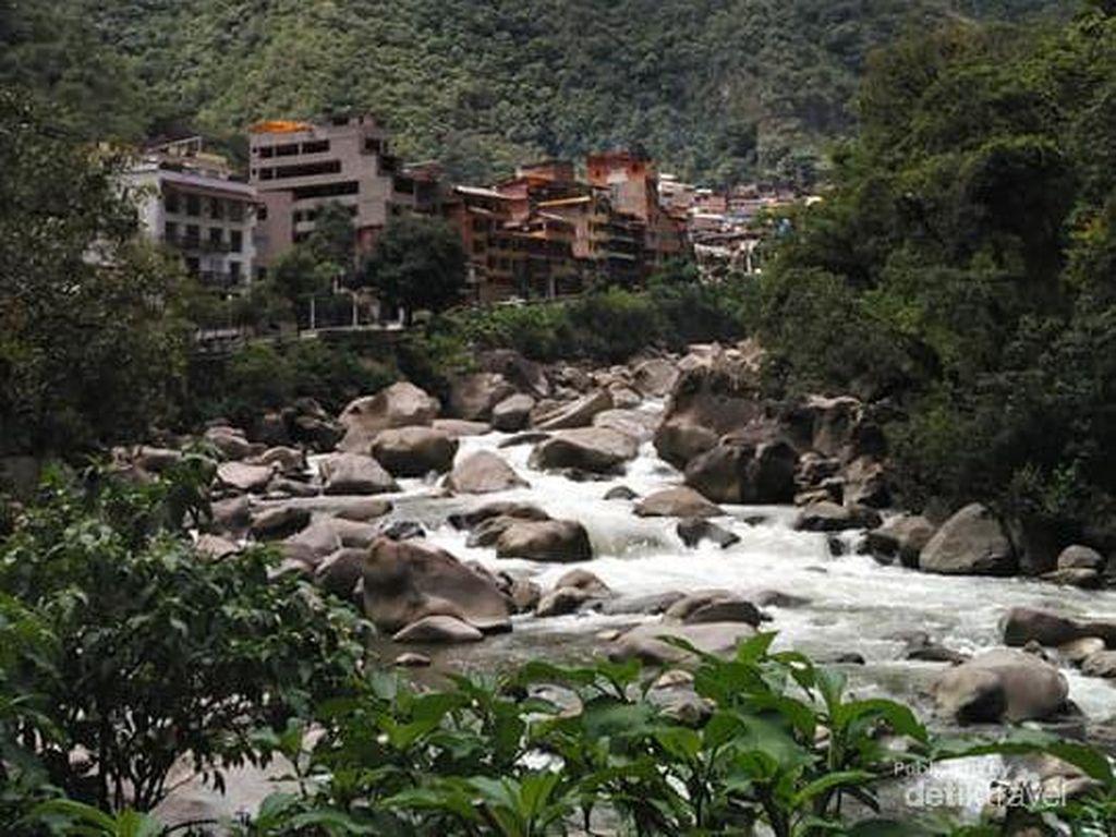 Aguas Calientes, Desa Tanpa Sampah di Dekat Machu Picchu