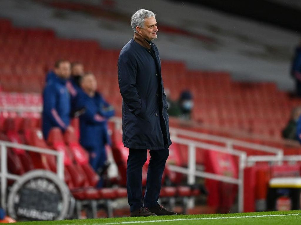Jose Mourinho: Tottenham Hotspur Buruk, Buruk, Buruk