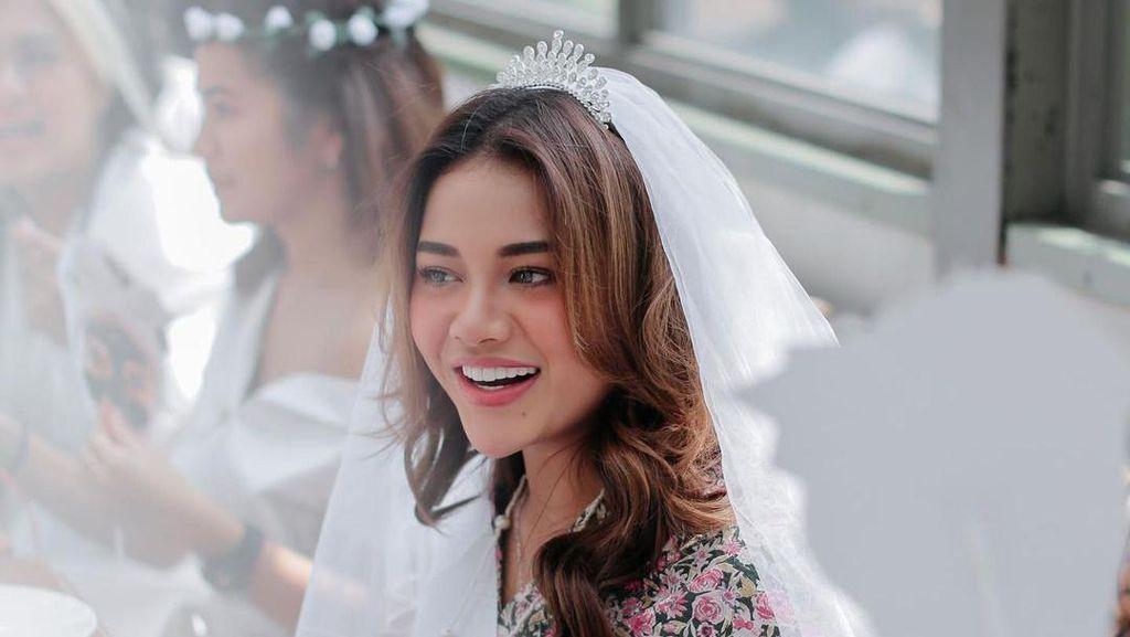 8 Potret Kemeriahan Bridal Shower Aurel Hermansyah Bareng Sahabat SMA