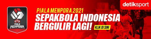 Banner Piala Menpora 2021