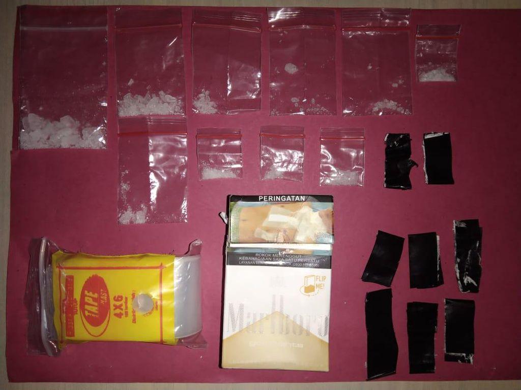 Positif Narkoba, Tiga Napi Lapas Cianjur Diamankan Polisi