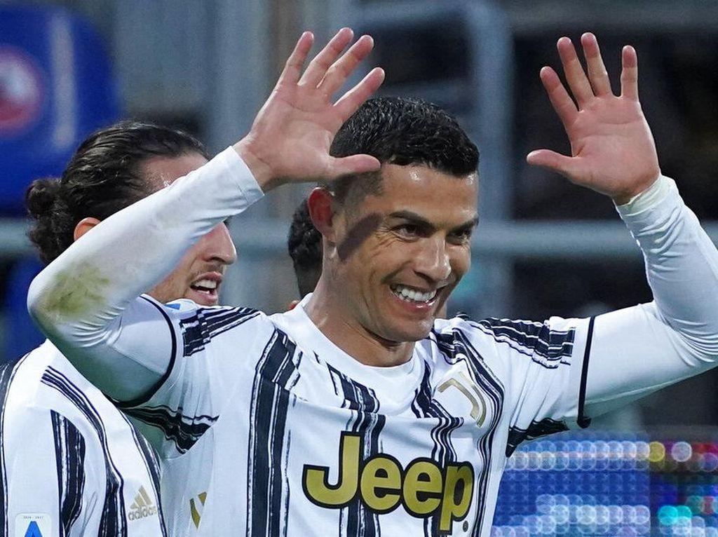 Hat-trick Sempurna Cristiano Ronaldo