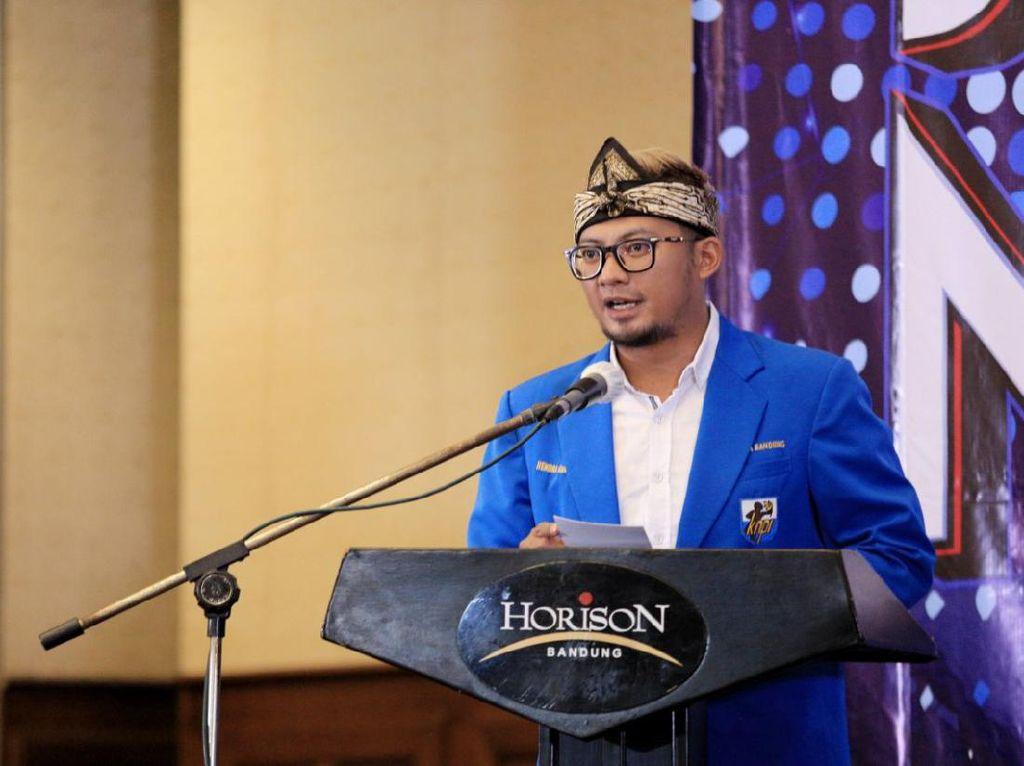 3 Kubu Islah, KNPI Kota Bandung Dorong Kepemimpinan Tunggal