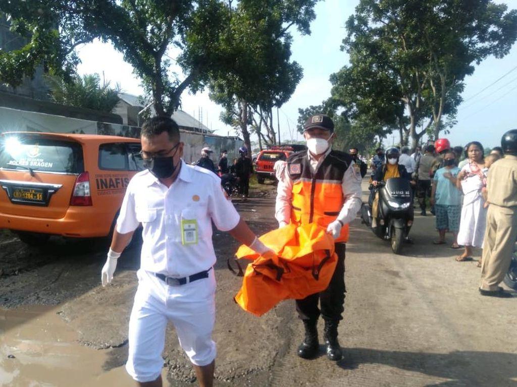 Mayat Bayi Ditemukan dalam Tas di Sragen, Diduga Korban Aborsi