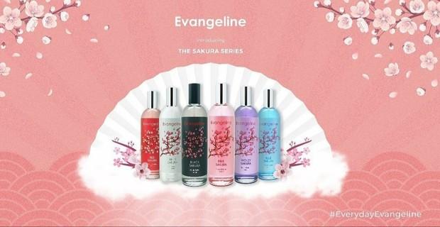Evangeline Eau de Parfum/instagram.com/evangeline.id