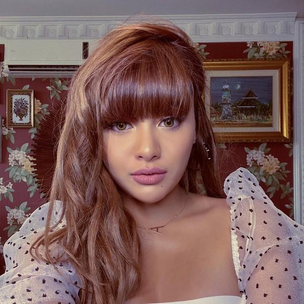 Gaya makeup Aurel Hermansyah (foto: instagram.com/aurelie.hermansyah)
