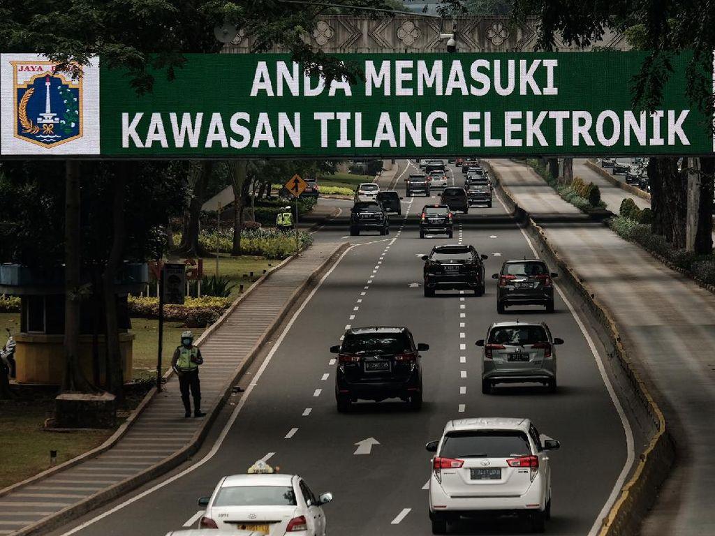 Korlantas: Baru 3 dari 12 Polda yang Sudah Lakukan Tilang Elektronik