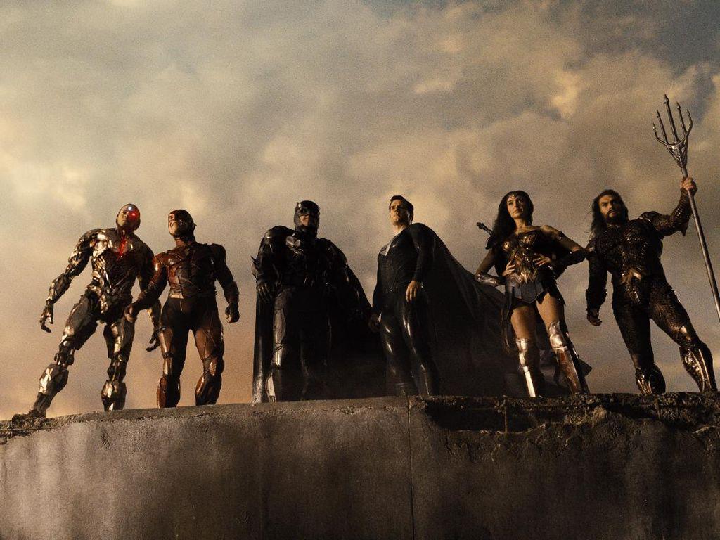 4 Hal yang Harus Kamu Ketahui Tentang Film Zack Snyders Justice League