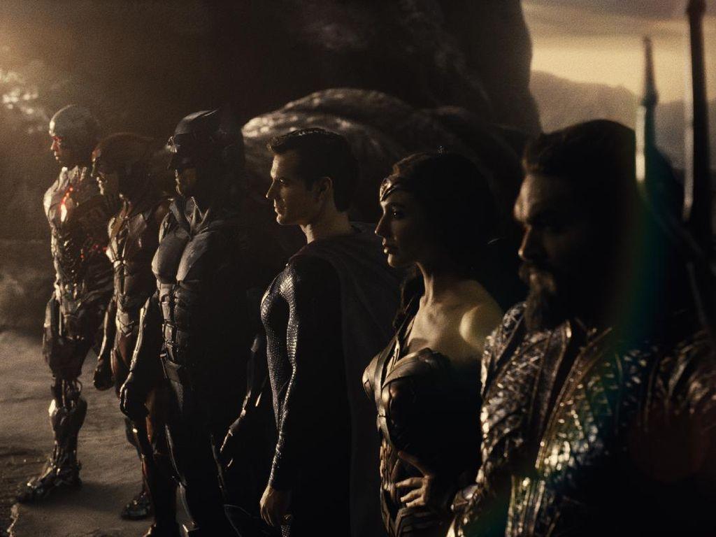 Zack Snyders Justice League: Kembalinya Sang Maestro