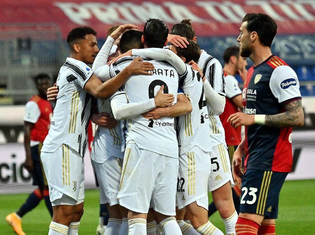 Tepikan Inter, Juventus Hanya Mau Fokus pada Hasilnya Sendiri
