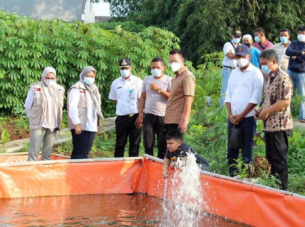 Lahan 1,8 Hektar Disiapkan untuk Kampung Tangguh