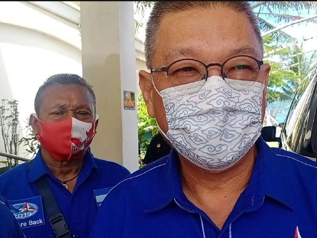 Jadi Tersangka Kasus Sabu, Anggota DPRD Maluku F-Demokrat Terancam Dipecat