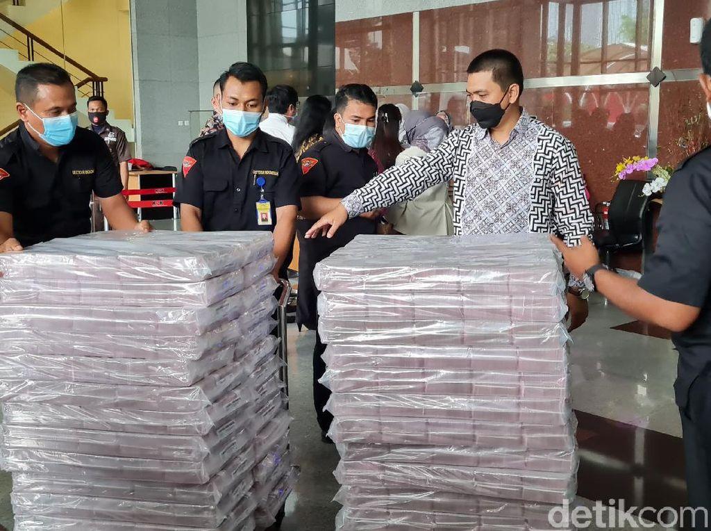 KPK Dalami Peran Edhy Prabowo Terkait Rp 52 M yang Disita