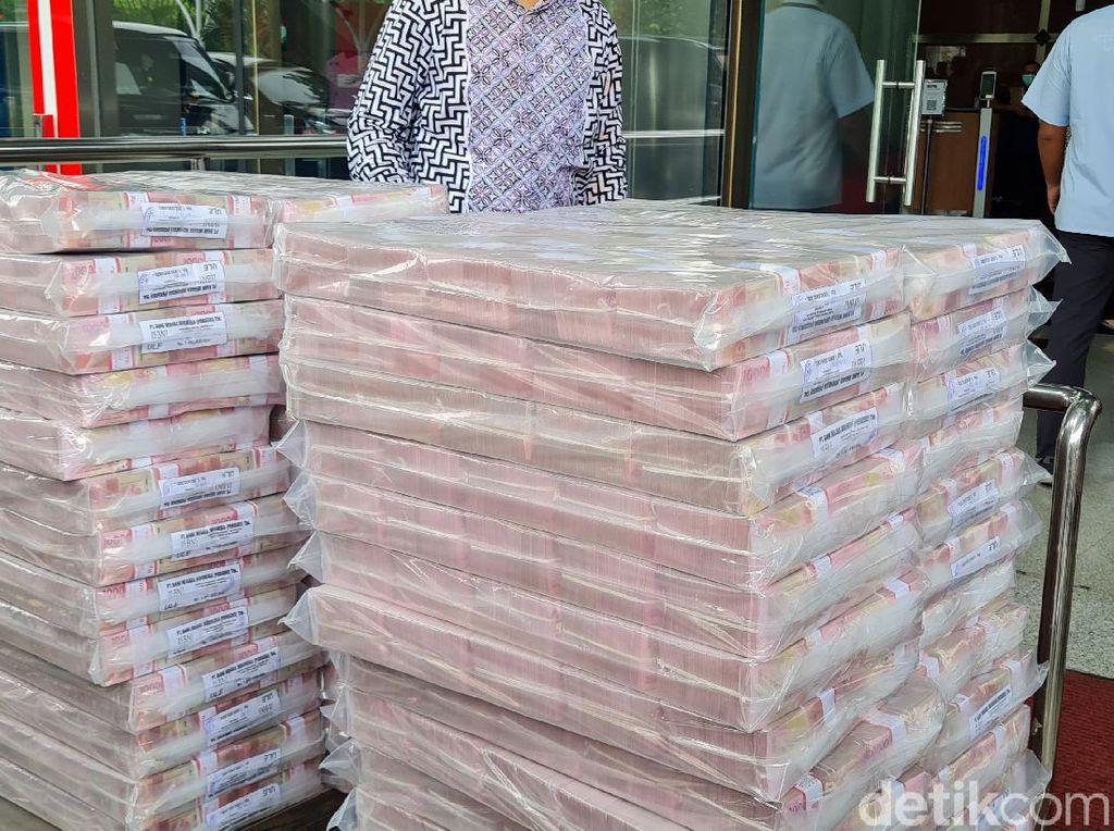 KPK Sita Uang Cash Rp 52 M dari Kasus Edhy Prabowo