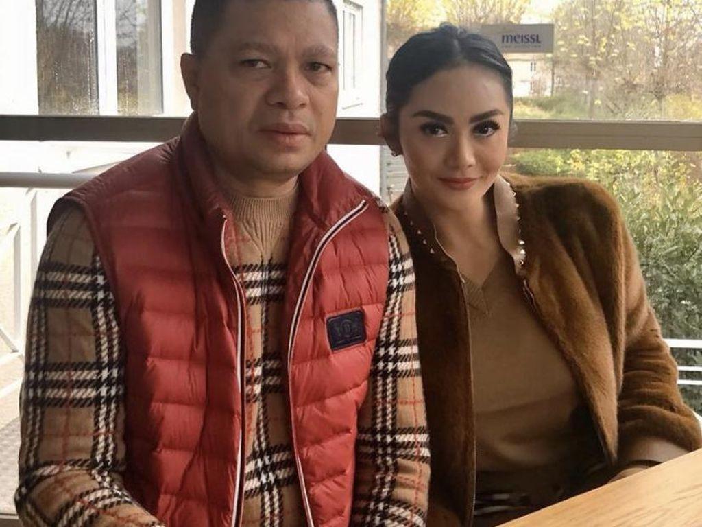 Raul Lemos Kembali ke Rumah Krisdayanti, Bicara Soal Karantina Mandiri