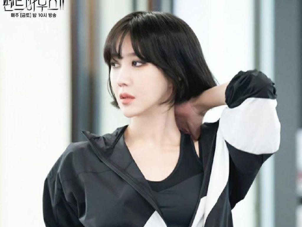 Kisah Rumah Tangga Lee Ji Ah Bintang The Penthouse, Tragis Bak Drakor