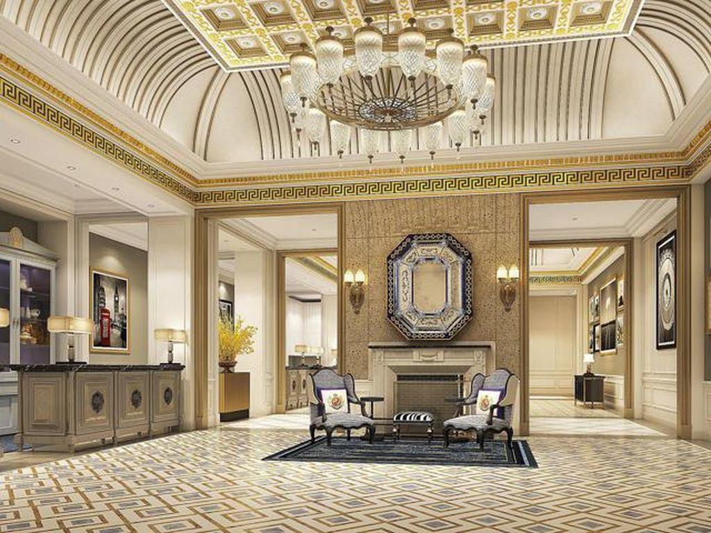 Foto: Londoner Macao, Hotel Mewah Karya David Beckham