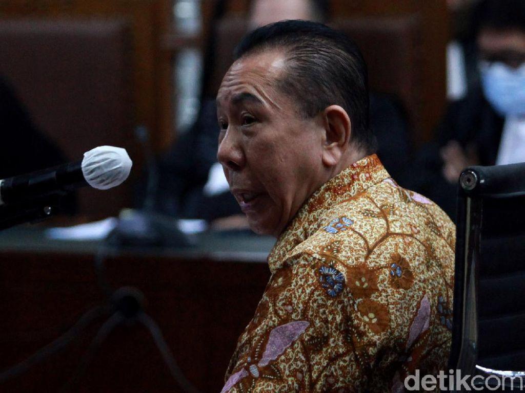 Nyanyian Djoko Tjandra Kala Pleidoi Catut Najib Razak-Tuding Pinangki
