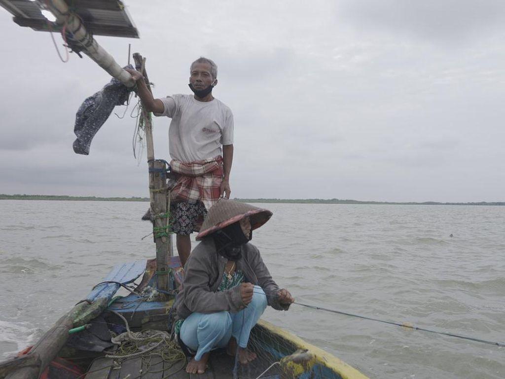 Tangguhnya Nelayan Perempuan Dicibir Pembawa Sial Saat Melaut