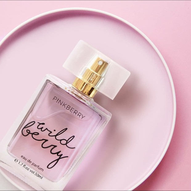 Pinkberry Eau De Parfum/instagram.com/pinkberrybeauty