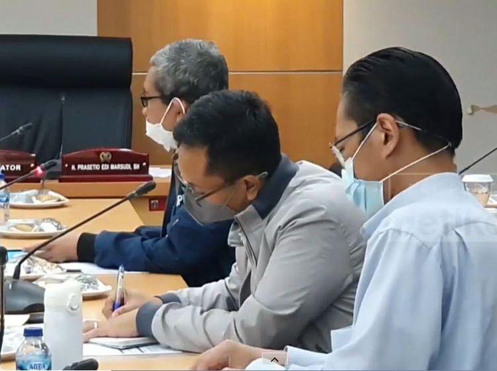 Plt Dirut Sarana Jaya Jelaskan Kasus Lahan Rumah DP Rp 0 di DPRD DKI