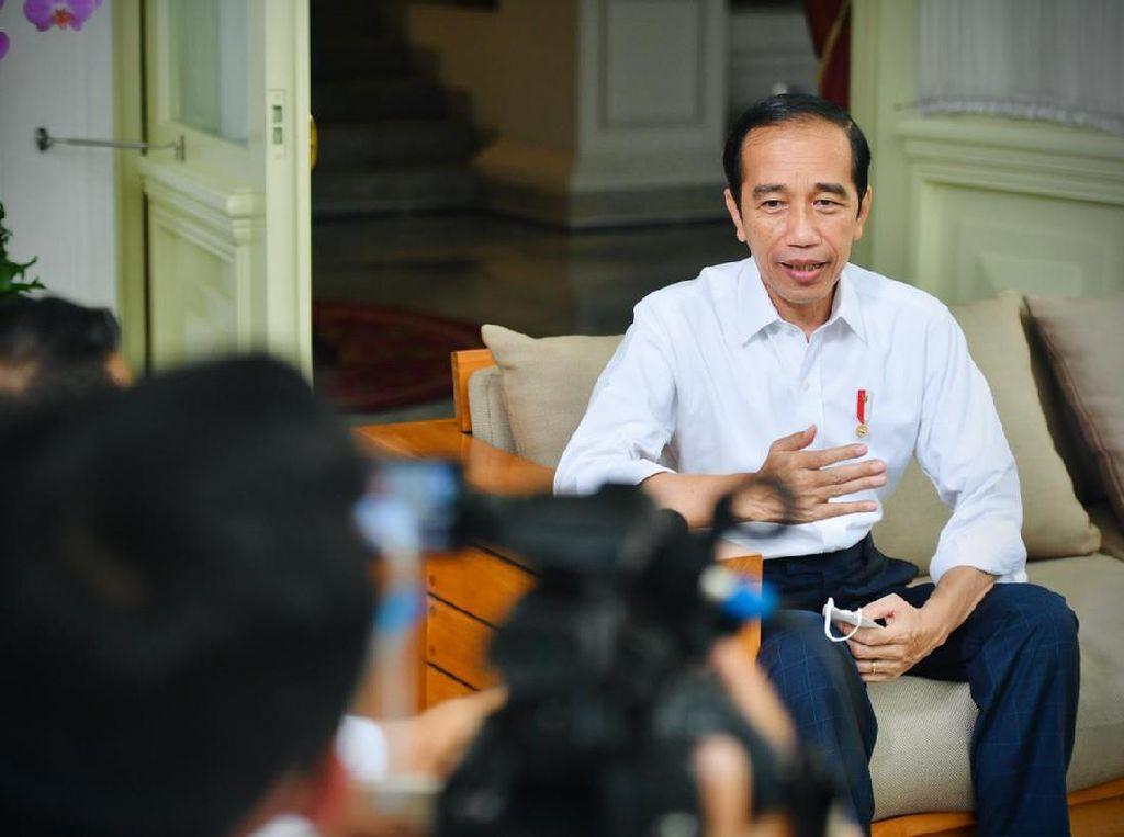 Jokowi: Saya Tidak Berminat Jadi Presiden 3 Periode
