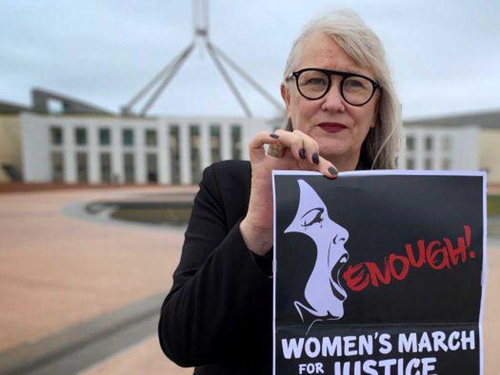 Ribuan Perempuan Australia Gelar Unjuk Rasa di Jalanan, Apa yang Terjadi?