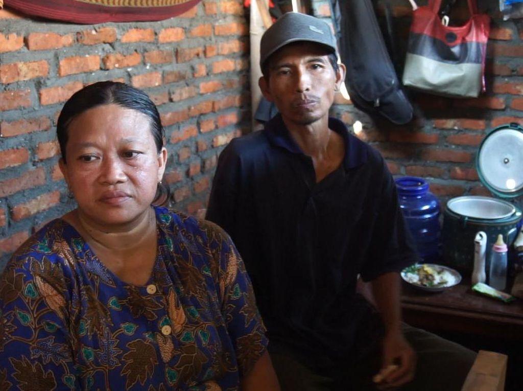 Pria yang Rumahnya Dihancurkan Mantan Istri di Mojokerto Menikah Tiga Kali