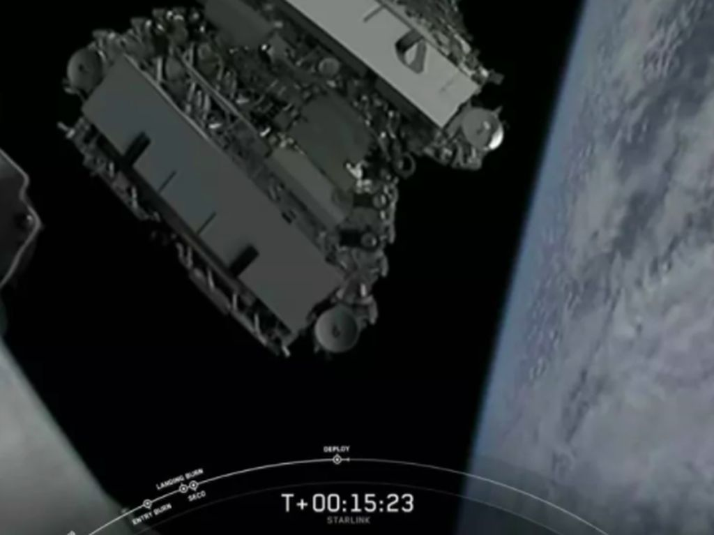 Konstelasi Satelit Internet Elon Musk Gandeng Google