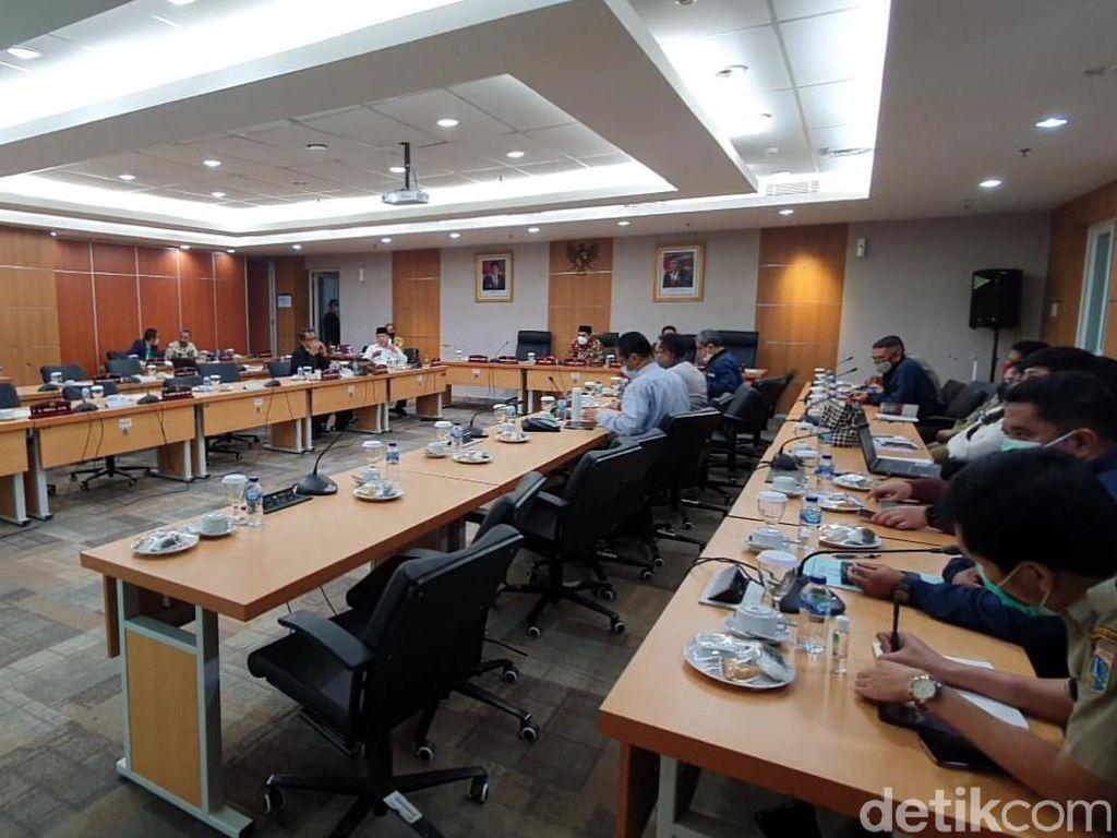 Data Belum Lengkap, Komisi B DPRD DKI-Sarana Jaya Tunda Rapat Soal Kasus Lahan
